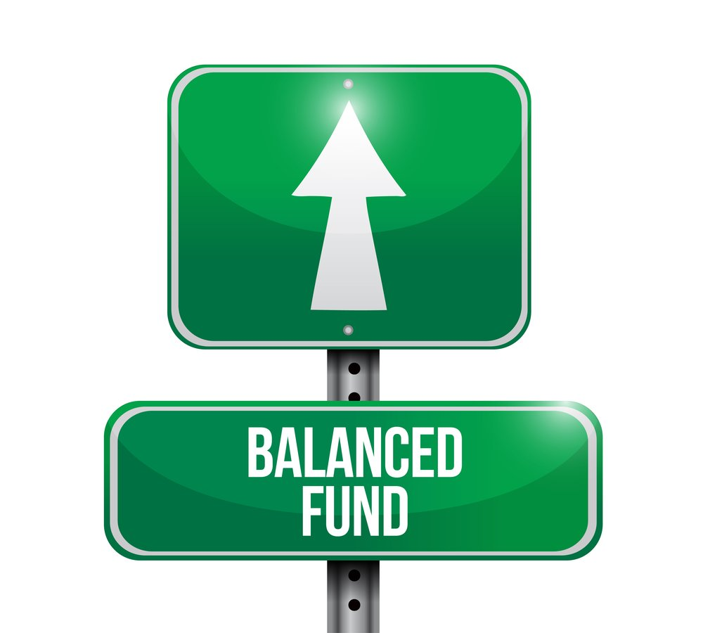What are the benefits of a balanced fund?