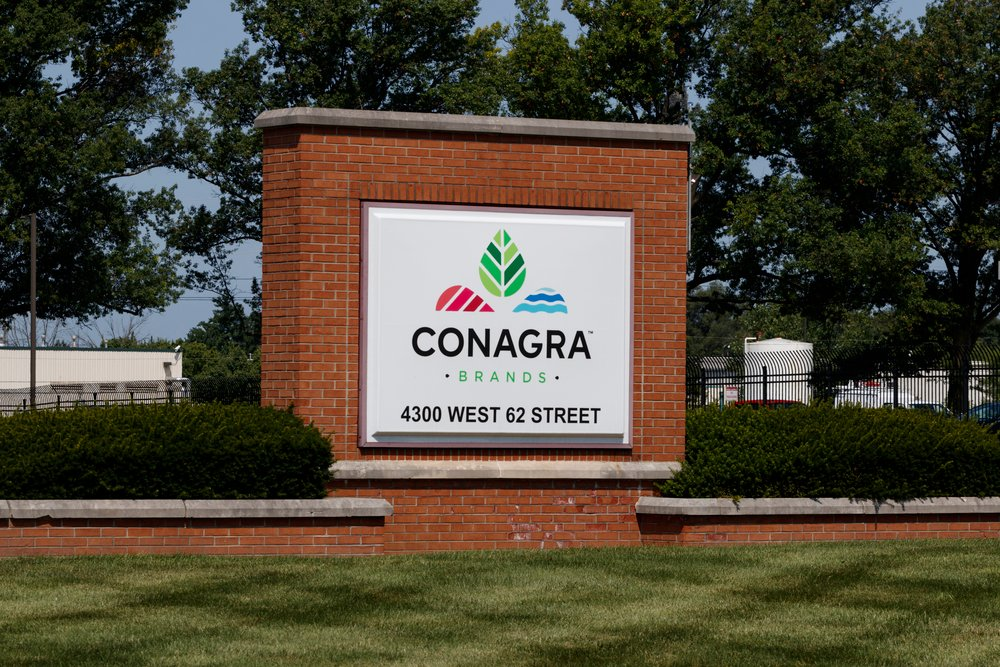 Conagra Brands, Inc (NYSE: CAG), This Break Out Is A Signal To Buy
