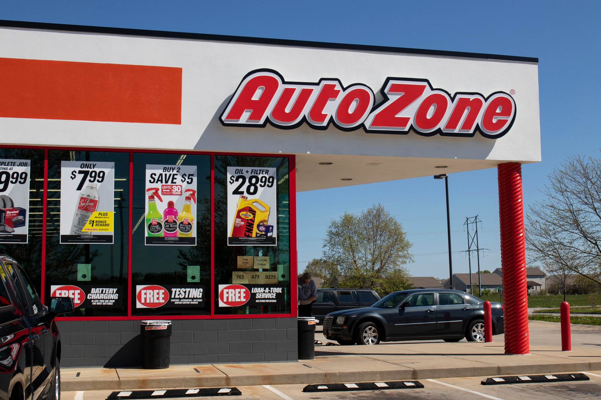 Four (4) Reasons Autozone (NYSE:AZO) Is A Buy Before It Reports Earnings