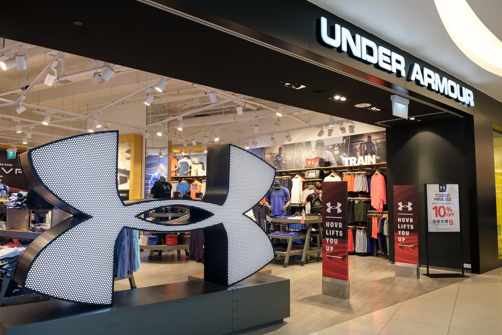 Under Armour Continues Slow Recovery