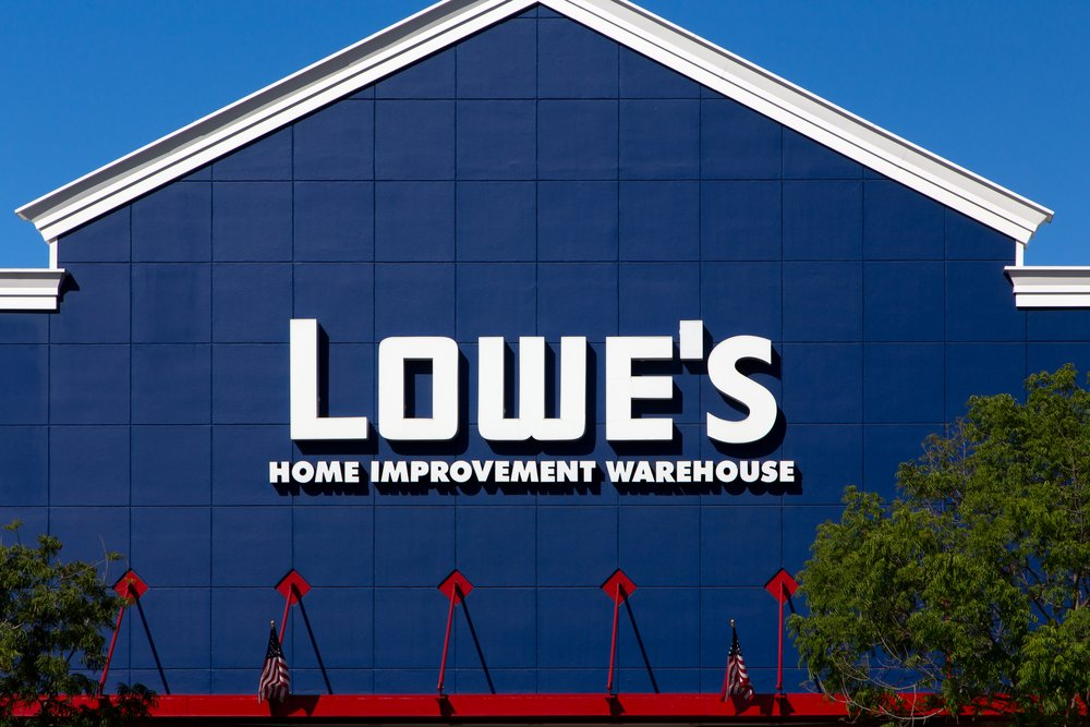 Lowes (NYSE: LOW) Stages Breakout With Big Jump in Share Price