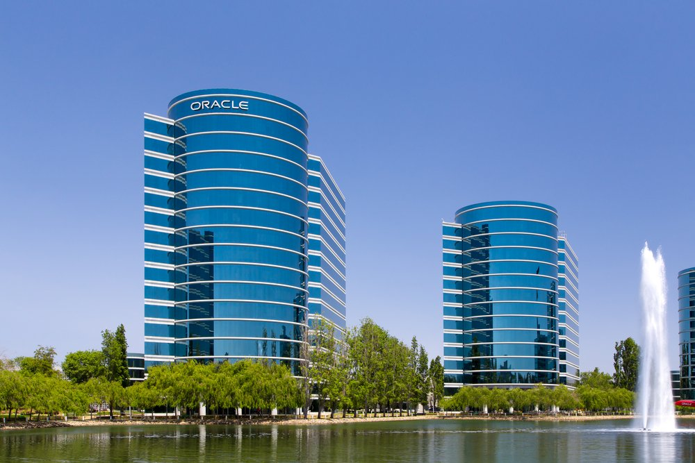 Oracle (NYSE: ORCL) stock ready for its next leg higher