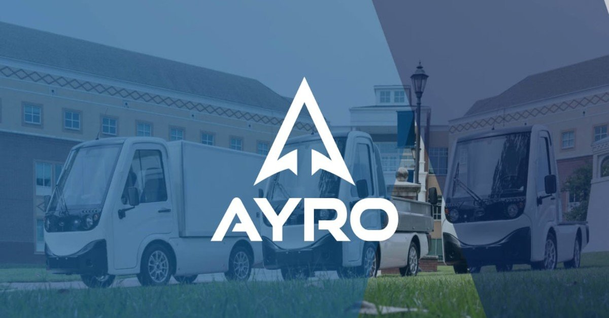 Ayro May Be the Right Stock For The Wrong Time