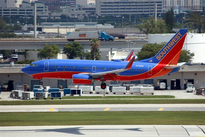 Leisure Travel Lifts Southwest Revenue Above Wall Street Views