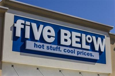 Five Below Demonstrates Power of Discount Retailers