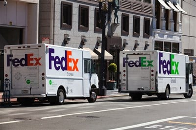 FedEx Proving It's Absolutely, Positively Part of the New Normal