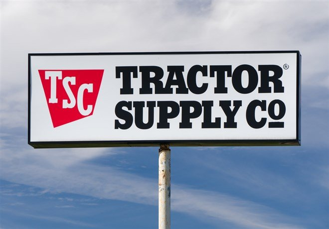 Life Out Here Is Better Than Ever For Tractor Supply Co.