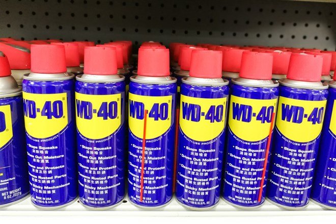 WD-40 Company Gets Stuck With Inflation