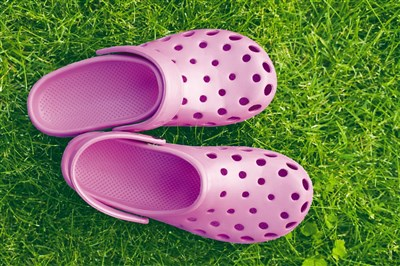 Will Crocs Find Institutional Support At A Key Moving Average?