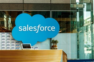 Is This The Buy Signal For Salesforce Stock