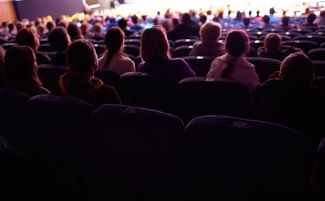AMC Entertainment Surges on Big Stock Buy
