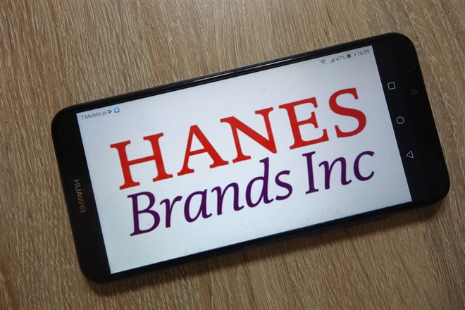 HanesBrands Jumps on New Analyst Support