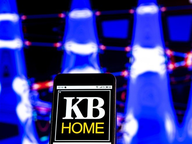 A Building Opportunity In KB Home