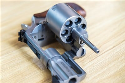 Smith & Wesson Brands (NASDAQ:SWBI) Is Loaded For Double-Digit Gains