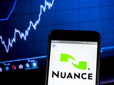 The One Big Move that Spiked Nuance Communications Stock