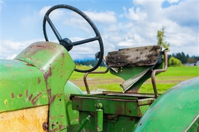 Give Thanks for John Deere (NYSE:DE) And Then Maybe Take Some Profits