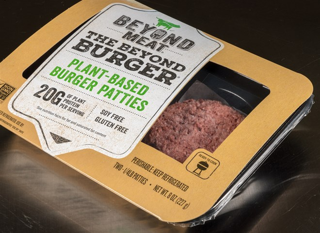 Beyond Meat Stages Recovery