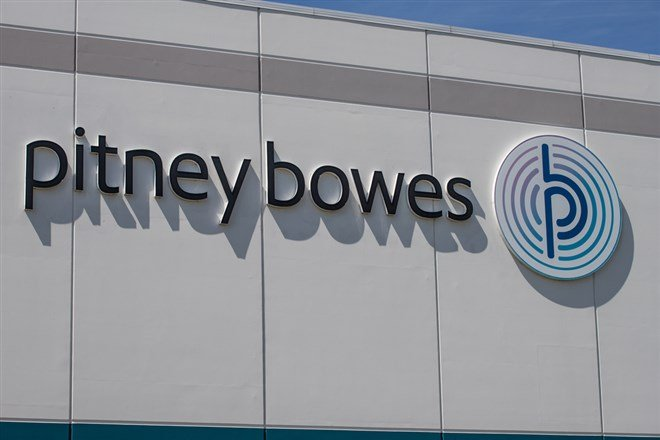 Pitney Bowes Stock is a Rebound Play