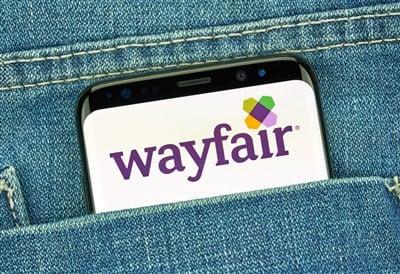 Wayfair Moves Higher After Blowout Quarter