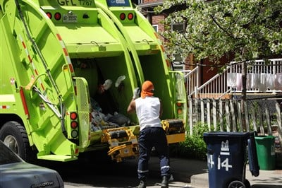 Waste Management (NYSE:WM) Turning Trash Into Cash