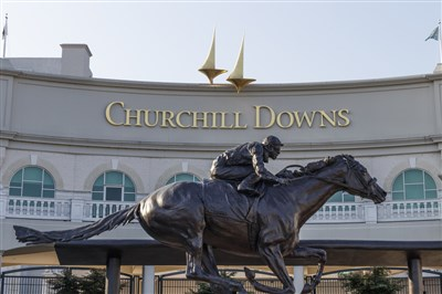 The Only Thing Missing for Churchill Downs is More Guests