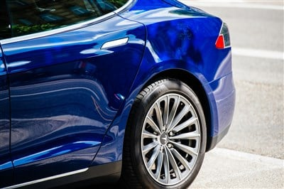 Teslas (NASDAQ: TSLA) Fresh Round Of Funding Sends Shares Rallying