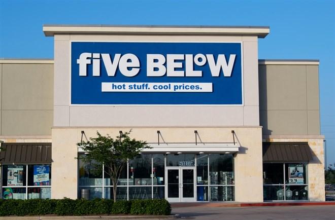 Five Below Turns in Earnings Report, Surges Ahead
