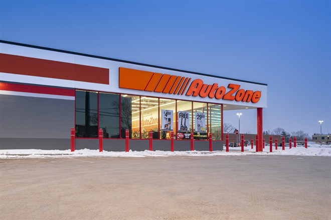 Speed Bumps In The Outlook For AutoZone