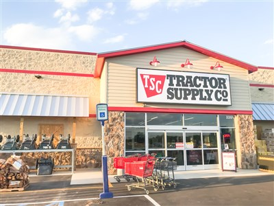 Enjoy Slow, Steady Growth With Tractor Supply Company