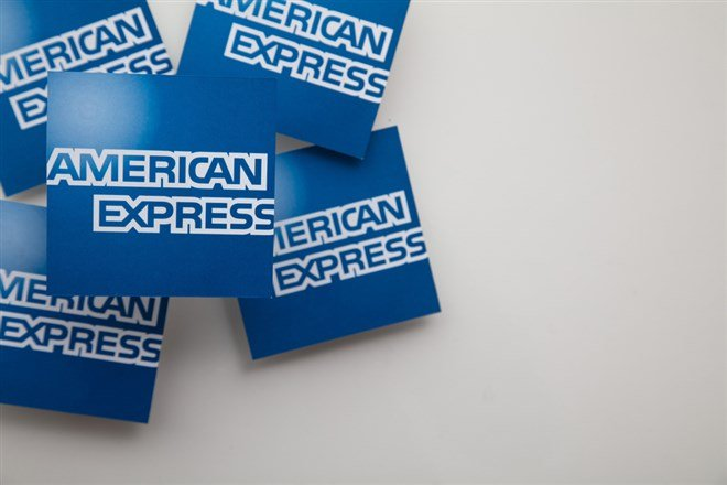 American Express Jumps on Goldman Sachs Upgrade