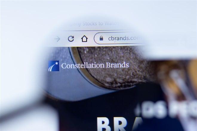 Constellation Brands Star Is Rising