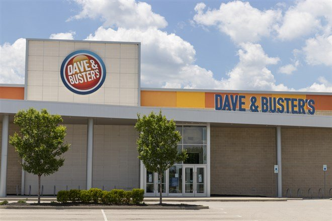 Dave & Busters Recovery Is Well Underway