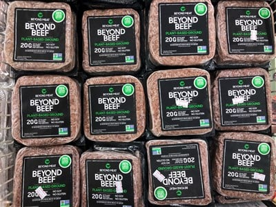 Future Looks Bright For Beyond Meat & Plant-Based Food Industry