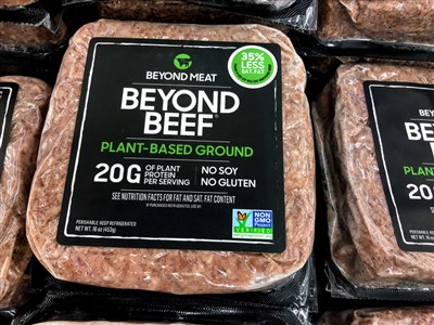 Is the Beyond Meat (NASDAQ: BYND) Rally Sustainable?