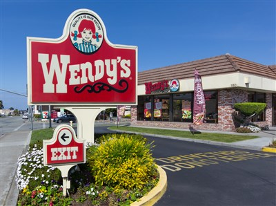 Wendy's Falls On Soft Guidance