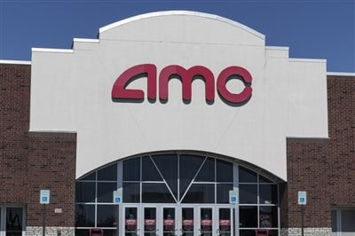AMC Entertainment Loses Ground but Looks for a Rebound