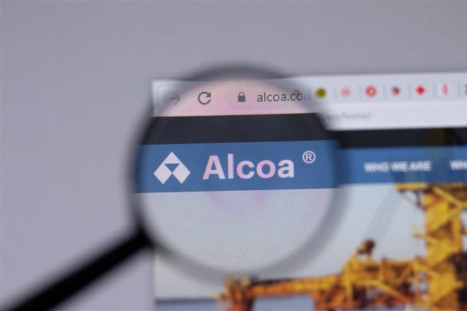 Here's Where to Scale into Alcoa Stock