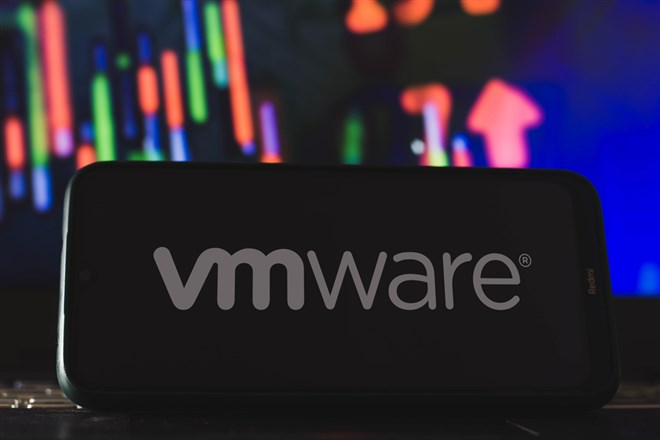 Cloud Services Company VMware Goes On Sale