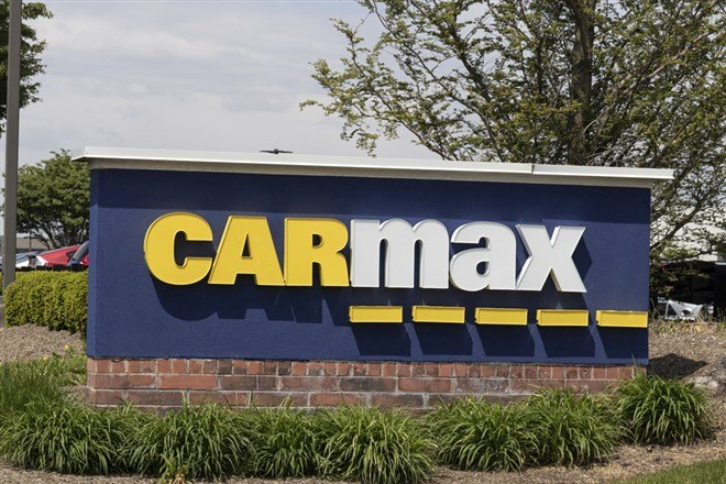 CarMax Moves Higher After Reaffirming Targets