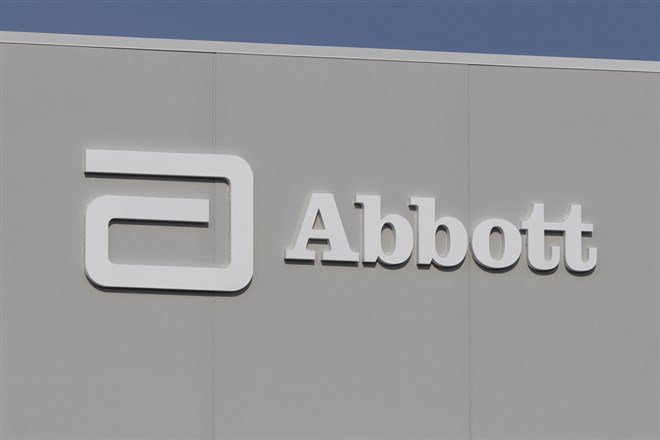 Abbott Labs Breaks Out Of Six-Month Base In Low Turnover