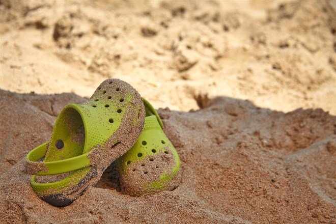 Crocs Climbs With Blowout Earnings Report