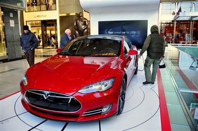 New Street-High Price Target for Tesla (NASDAQ:TSLA)