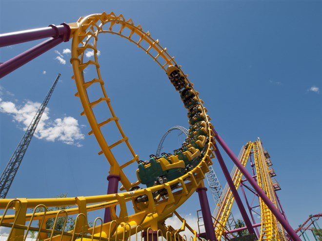 Hold On to Six Flags Stock as the Roller Coaster Ride Will Continue