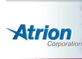 ATRION logo