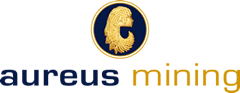 Aureus Mining logo