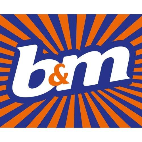 B&M European Value logo