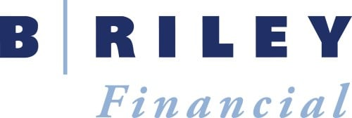 B. Riley Financial logo