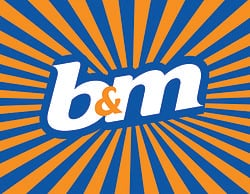 B&M European Value logo