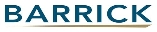 Barrick Gold logo