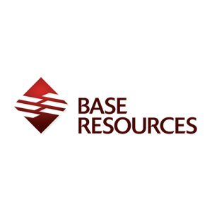 Base Resources Limited (BSE.L) logo